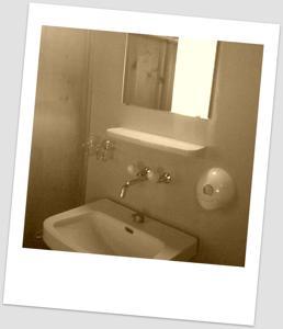 Lys Martagon lavabo