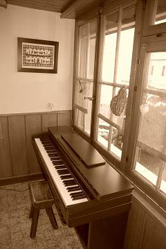 piano compressée